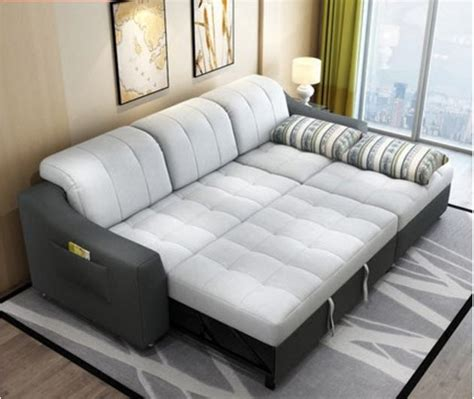 Living Room Design With Sofa Bed by Fabric Sofa Bed With Storage Living Room Furniture