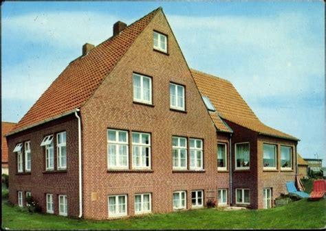 Ansichtskarte  Postkarte Juist Niedersachsen, Haus Ilse