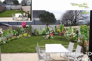Cacher Vis A Vis Jardin : comment am nager un petit jardin rectangulaire monjardin ~ Dailycaller-alerts.com Idées de Décoration