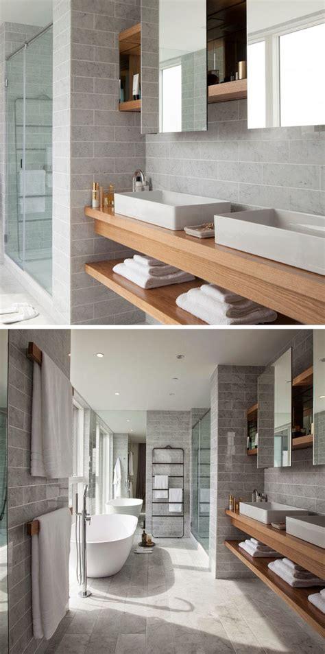 construire un meuble de salle de bain maison design bahbe