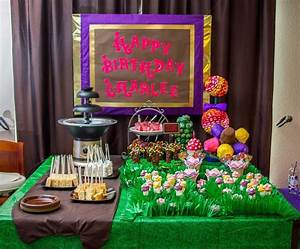 Willy Wonka and the Chocolate Factory Birthday Party Ideas ...