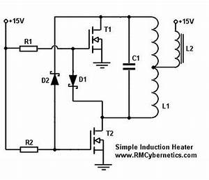 Zvs Induction Heater