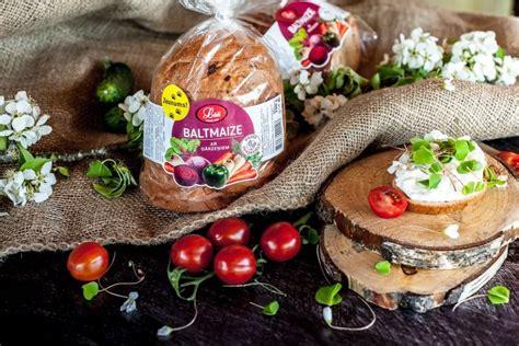 Latvijas ražotāju jaunākie produkti izstādē