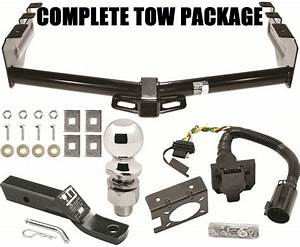 Complete Trailer Hitch Package W   4