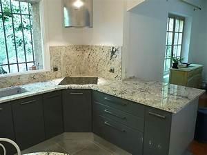 Plan De Travail Cuisine Granit : florenza white archives france azur france azur ~ Dallasstarsshop.com Idées de Décoration