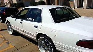 Mercury Grand Marquis On 26s