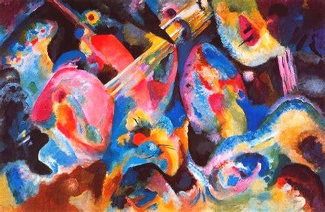 Karya Lukis Wassily Kandinsky ~ MARAJI'KU Com
