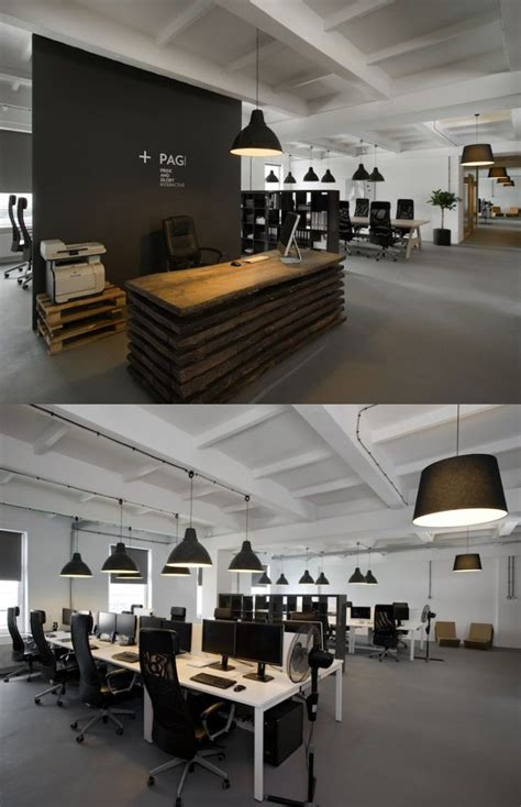 bureau open space best 25 open office ideas on open space