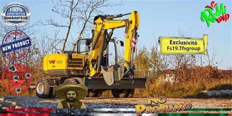 excavator wacker neusson forbidden mods einfach verboten gut
