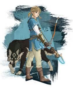 BOTW Champions Zelda