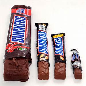 World's biggest Snickers bar has 2,000 calories | Ideal Home