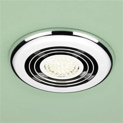 hib turbo led bathroom shower light ceiling ventilation