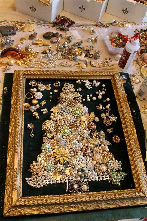 bucket list    vintage costume jewelry christmas