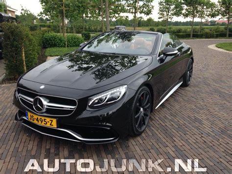 mercedes s63 amg cabrio s63 amg cabrio foto s 187 autojunk nl 172473