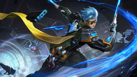mobile legends wallpapers hd gusion wallpaper hd