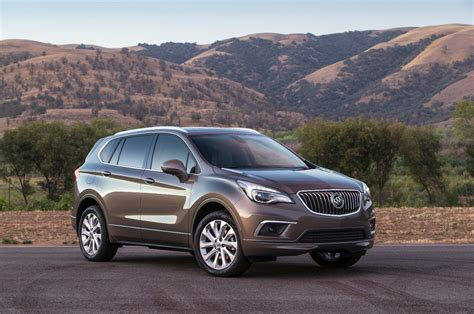 Buick Us by Photos 2016 Buick Envision Confirmed For Us Next Year