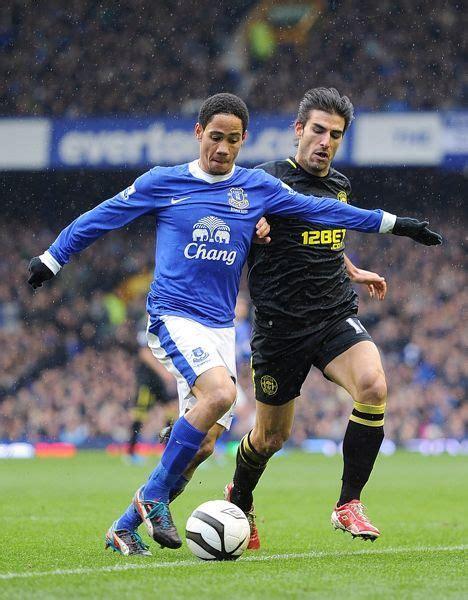 FA Cup Quarter Final Everton v Wigan Athletic Goodison ...