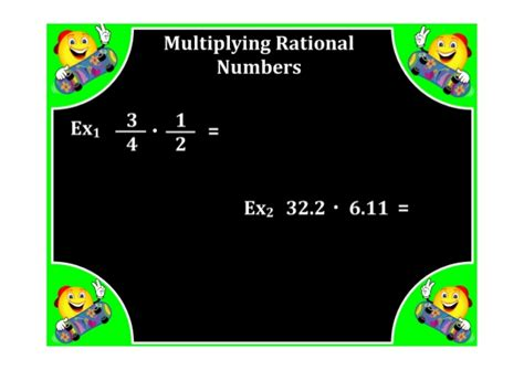 M7 Lesson 1 7 Multiplying & Dividing Rational Numbers Pdf