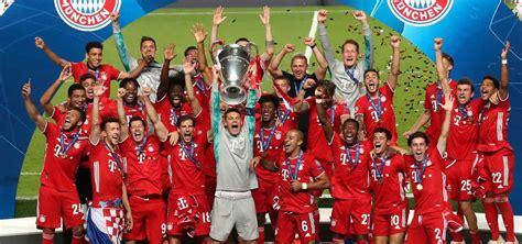 Albo d'oro champions league (coppa dei campioni). Vincitore Champions League 2020/ Albo d'oro, sesto trionfo per il Bayern Monaco