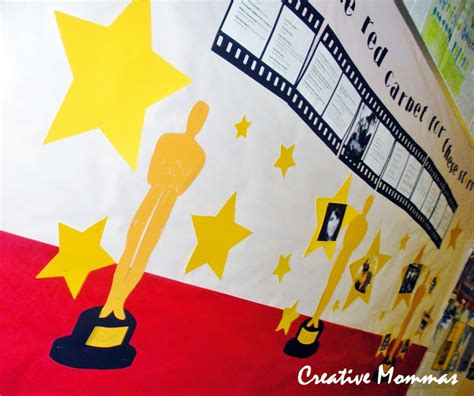awards and decorations board questions creative mommas march pto spotlight bulletin board