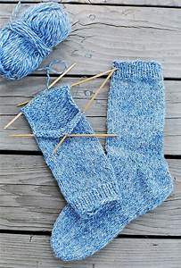 Beginner Sock Patterns