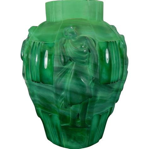 josef hoffmann moser deco cut glass vase 1930 39 s from idee deco grand vase transparent
