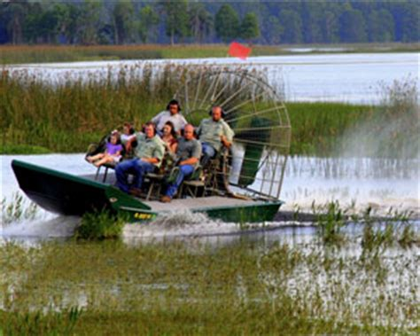 Everglades Propeller Boats by Everglades Airboat Tour Orlando 30 Minutes Adrenaline