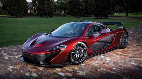 vehicle, Sports car, McLaren, McLaren P1 Wallpapers HD / Desktop and Mobile Backgrounds