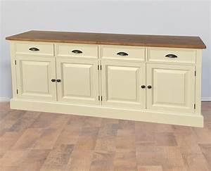 Mottisfont Solid Pine Painted Large Welsh Dresser
