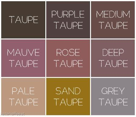 gray living how to use taupe color in your home decor homesthetics