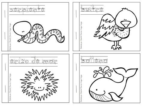 mi libro de colorear de animales salvajes 4 imagenes