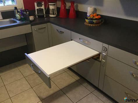 accessoire tiroir cuisine table cuisine escamotable tiroir 20170715165427 arcizo com