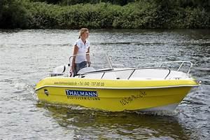 15 Ps Motorboot : thalmann 15 ps f hrerscheinfreies motorboot galia 475 mieten ~ Kayakingforconservation.com Haus und Dekorationen
