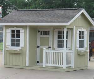 8 X 12 Cottage Shed with Porch Plans