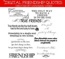 Best Friend Quotes Clip Art