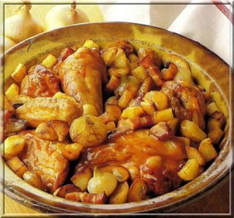 recette cuisine grand mere recettes poulet