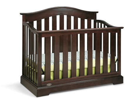 Graco Convertible Crib Bed Rail by Graco Graco Westbrook Convertible Crib Espresso Baby