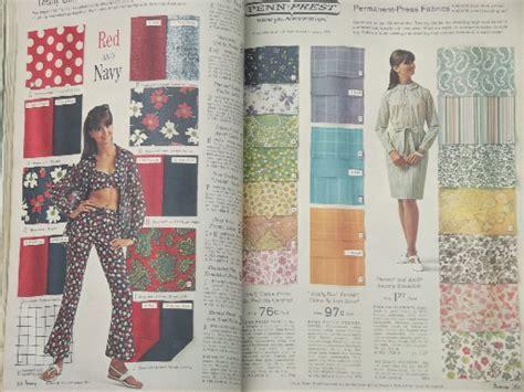 Vintage J C Penney catalog, Spring Summer 1967 Penney's