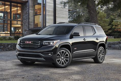 Chevy Acadia 2017 by A Closer Look The 2017 Gmc Acadia Autonation Drive