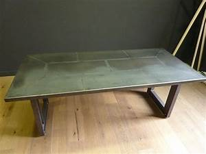 fabrication sur mesure cantini metal marseille With table design sur mesure