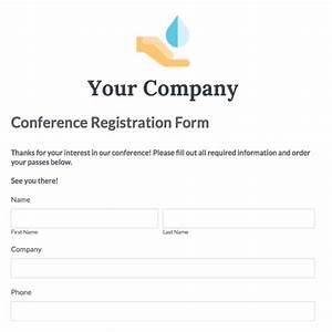 sample workshop registration form template - registration form template new 2018 resume format and cv