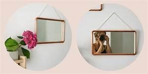 Diy Deco Recup : diy d co r cup 39 miroir en cuivre marie claire ~ Dallasstarsshop.com Idées de Décoration