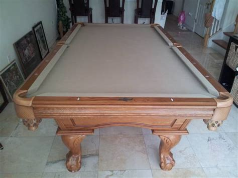 american heritage pool table for sale new and used pool tables for sale 8 ball pool tables