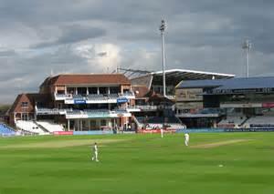 Headingley cricket ground old pavilion ? john sutton
