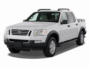2009 Ford Explorer Sport Trac Review  Ratings  Specs