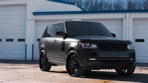 Black Land Rover Wallpaper by 3840x2160 Land Rover Black Matte 4k Hd 4k Wallpapers