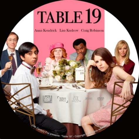 table 19 full movie table 19 dvd covers labels by covercity