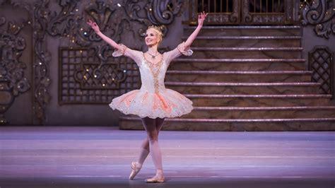 Nutcracker Royal Ballet Dance The Sugar Plum Fairy