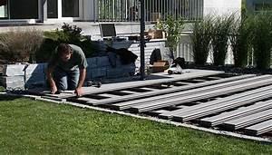 Wpc Terrasse Verlegen : wpc terrassen verlegung wooden tec deutschland ~ Markanthonyermac.com Haus und Dekorationen