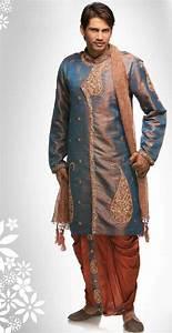 Kurta - Traditional Indian Men's & Women's Wear - Types ...